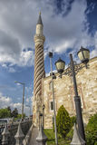 Big minaret Royalty Free Stock Photography