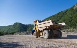 Big Mining Truck royalty free stock photos