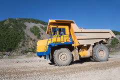 Big Mining Truck Stock Images