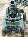Big 305mm Morser canon from the first world war at Kalemegdan fortress in Belgrade. Serbia Royalty Free Stock Images