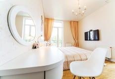 Big modern Bedroom Royalty Free Stock Photography