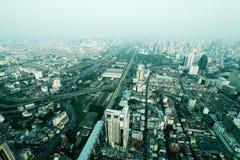 Big modern city Royalty Free Stock Photos