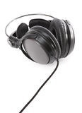 Big modern headphones Stock Image