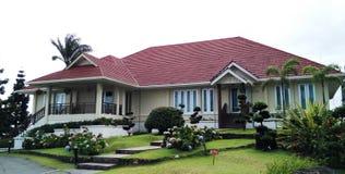 Big modern house Royalty Free Stock Photography