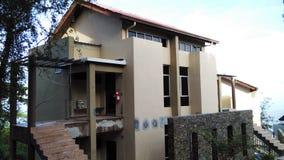 Big modern house Royalty Free Stock Photos