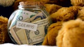 Big money dreams Royalty Free Stock Photo