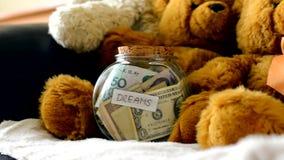 Big money dreams Royalty Free Stock Image