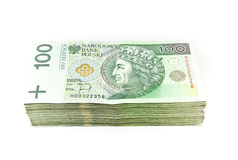 Free Big Money On White Royalty Free Stock Photos - 5525028