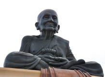 Big monk. Luang Phor Tuad Big Monk in Buddhism , Wat Huai Mongkhon Stock Images