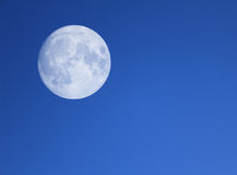 Big moon Stock Photo