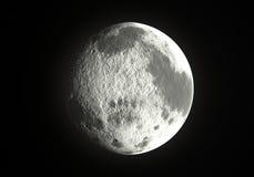 Big moon Stock Image