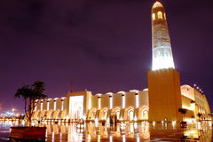 The big mosque Stock Photography