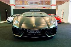 Big Motor Sale 2015 Royalty Free Stock Image