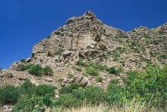 Big mountain Stock Photography