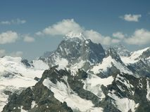 Big mountain Stock Image