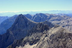 Big mountains, hills, outdoor, nature. Nature landscape mountain , outdoor, the Alpes Royalty Free Stock Photography