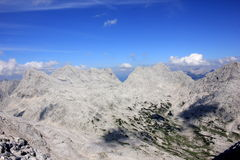 Big mountains, hills, outdoor, nature. Nature landscape mountain , outdoor, the Alpes Stock Image