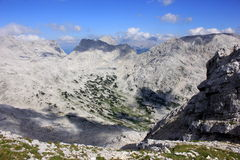 Big mountains, hills, outdoor, nature. Nature landscape mountain , outdoor, the Alpes Royalty Free Stock Photo