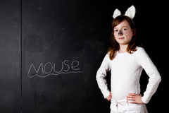 Big Mouse Royalty Free Stock Photo