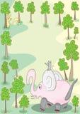 Big Mouse_eps vector illustration