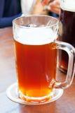 Big mug of beer Royalty Free Stock Photo