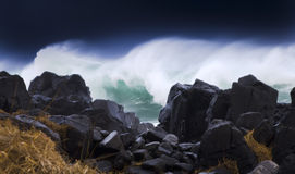 Ocean storm 11 Royalty Free Stock Photo