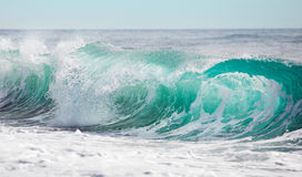 Big ocean wave Royalty Free Stock Photography