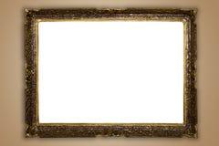 Big old frame Stock Photo