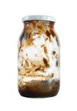 Big old jar Royalty Free Stock Photo
