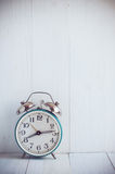 Big old vintage alarm clock Royalty Free Stock Photos