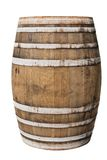 Big old wine barrel Royalty Free Stock Photos