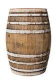 Big old wine barrel royalty free stock photos
