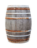Big old wine barrel Stock Photo