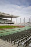 Big Olympic Stadium Royalty Free Stock Photo