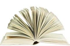 Big open book Stock Photo