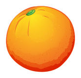 A big orange Stock Photography