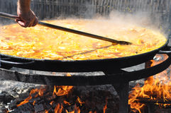 Free Big Paella Royalty Free Stock Images - 15820219
