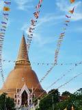 Big pagoda Royalty Free Stock Images
