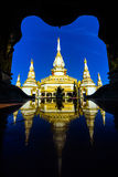 Big Pagoda Reflection Royalty Free Stock Image