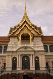Big palace. The grand royal palace in thailand Stock Image
