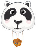 A big panda balloon Stock Image