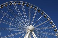 Big panorama wheel Royalty Free Stock Photos