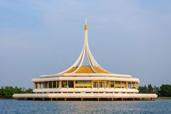 Big pavilion Royalty Free Stock Photos
