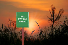 Free Big Payday Ahead Royalty Free Stock Image - 31727676