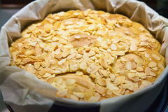 Big Pear Pie Stock Images