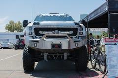 Big Pick Up Truck Stock Image