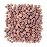 Big pile of allspice Royalty Free Stock Image