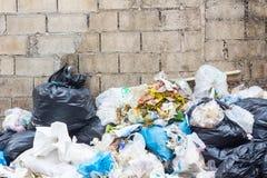 Big pile of garbage Royalty Free Stock Photo
