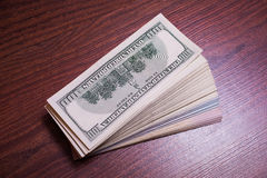 Big pile of money Royalty Free Stock Images
