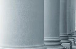 Big Pillars Royalty Free Stock Image